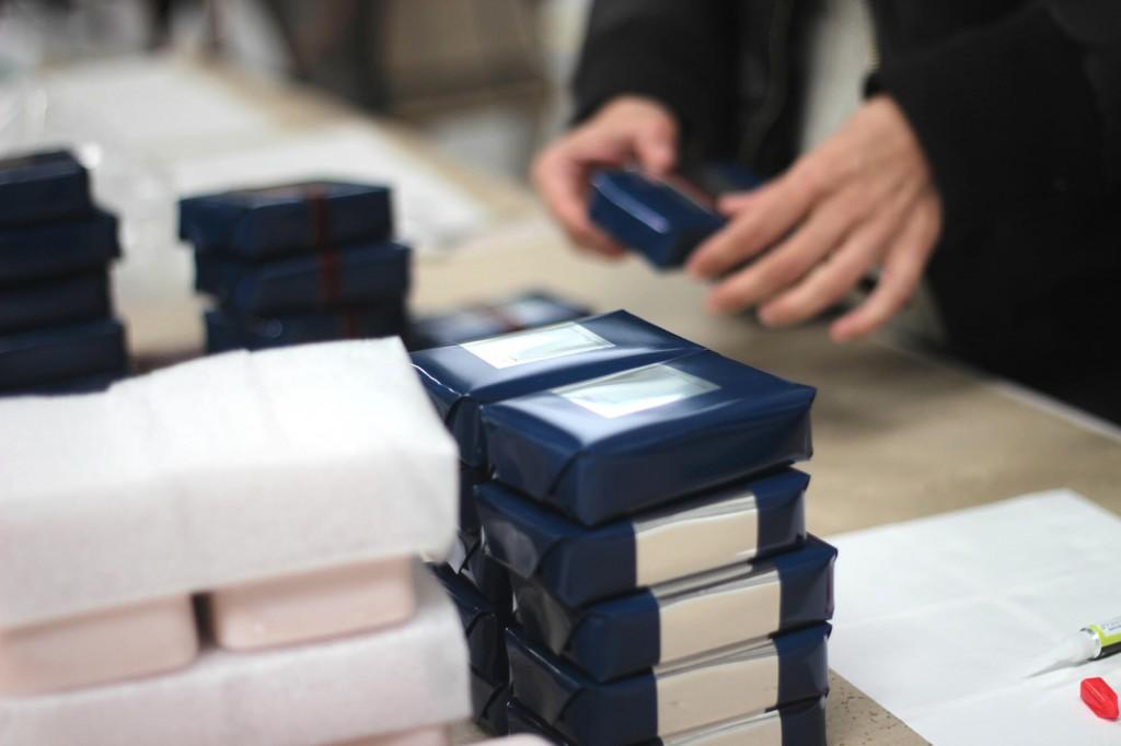 Logistique des produits de luxe